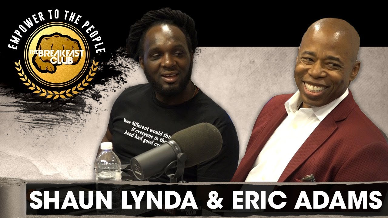 Eric Adams & Shaun Lynda Discuss Wealth Mindset And Financially CLEAN
