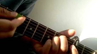 Someone Somebody Hindi ▪ Guitar Lesson