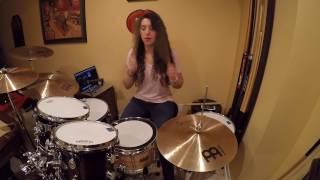 Jessica Burdeaux - Heathens - Twenty One Pilots - Drum Cover
