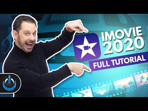 iMovie 2020 **FULL