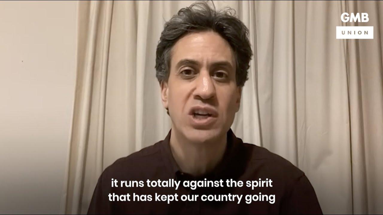 Ed Miliband MP | #StopTheBritishGasFire