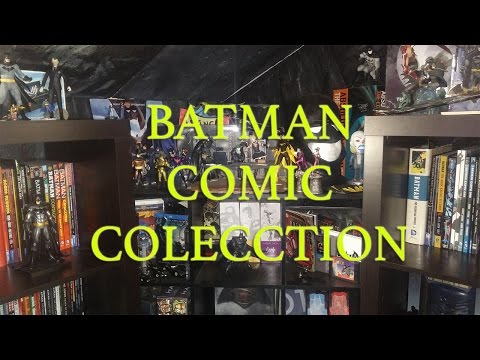 Batman Comic Book collection!!! 12/31/16