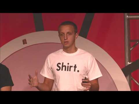 The Most Interesting TED Talk in the World: Alex Lacey & Ross Perkins at TEDxYouth@Columbus 2013