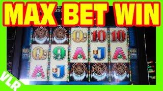 Jackpot Catcher - MAX BET NICE WIN - Slot Machine Bonus