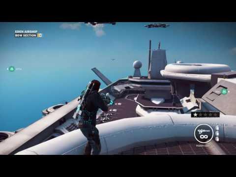 FUS RO DAH!!! | Just Cause 3 Mech Land Assault DLC Gameplay |