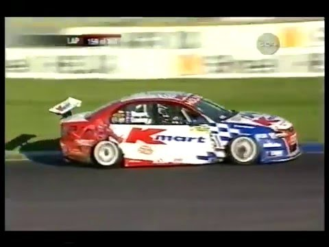 2004 Bathurst 1000 - Race Finish