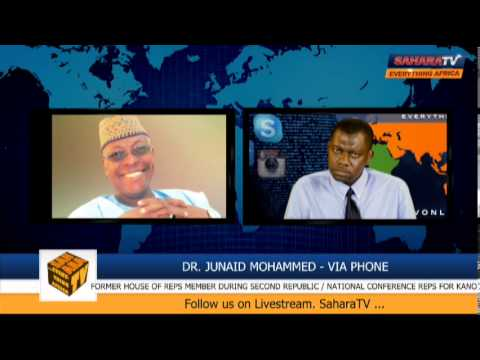 """1966 Igbo Coup Decapitated Northern Leadership,"" Says Dr. Junaid Mohammed"