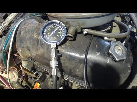 Как проверить компрессию в двигателе ваз 2107