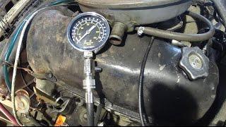 видео Какая должна быть компрессия на ВАЗ 2101