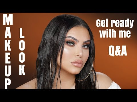 Holiday Glam Makeup GRWM | Celebrity MUA Hrush Makeup Tutorial thumbnail