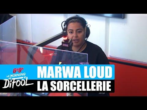 Youtube: Marwa Loud parle de la polémique sur la sorcellerie #MorningDeDifool