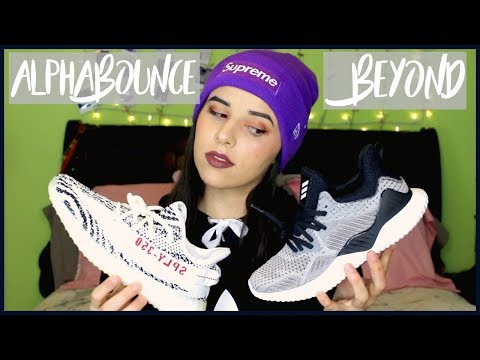ADIDAS ALPHABOUNCE BEYOND | Review, Comparison, On Feet