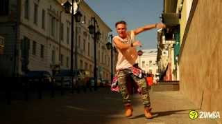 ZUMBA - Gente De Zona ft. Marc Anthony – La Gozadera/Choreography Zin™ Perekin Anton