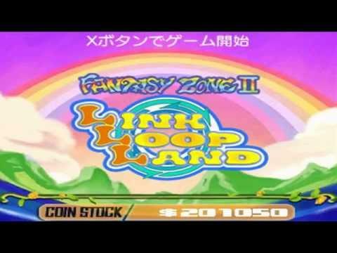 Fantasy Zone II W - Link Loop Land (Endless Love music)