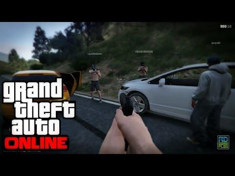 GTA V : VIDA DO CRIME | O Roubo  Seguido de Morte | 4º EP