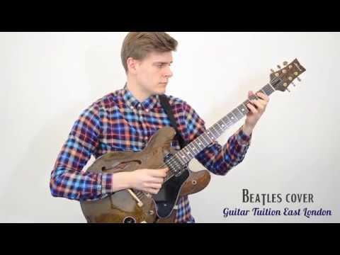 Fingerstyle Acoustic Guitar Lessons East London