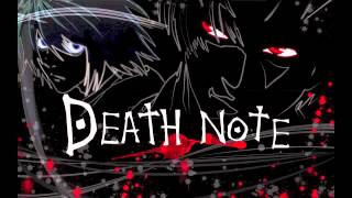 ▶ Death Note   Opening 1 Full Song