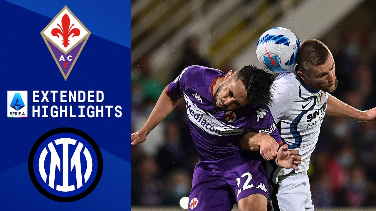 Download Fiorentina vs. Inter Milan: Extended Highlights | Serie A | CBS Sports Golazo