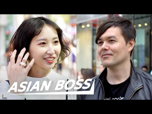 Are Japanese Girls Into Western Guys? | ASIAN BOSS