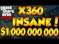 GTA 5 ONLINE: UNLIMITED $100B+ INSANE MONEY GLITCH MODDED LOBBY AFTER PATCH 1.07 [GTA V MULTIPLAYER]