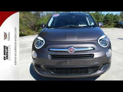 Used 2016 FIAT 500X ndon FL Lakeland, FL #RA0941 - SOLD - YouTube