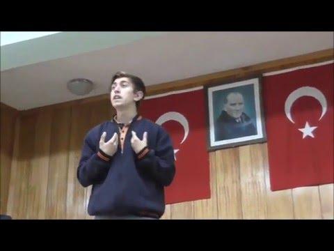 Pazaryeri'nde En Güzel İstiklal Marşı Okuma Yarışması(İBRAHİM ÖZTOSUN)
