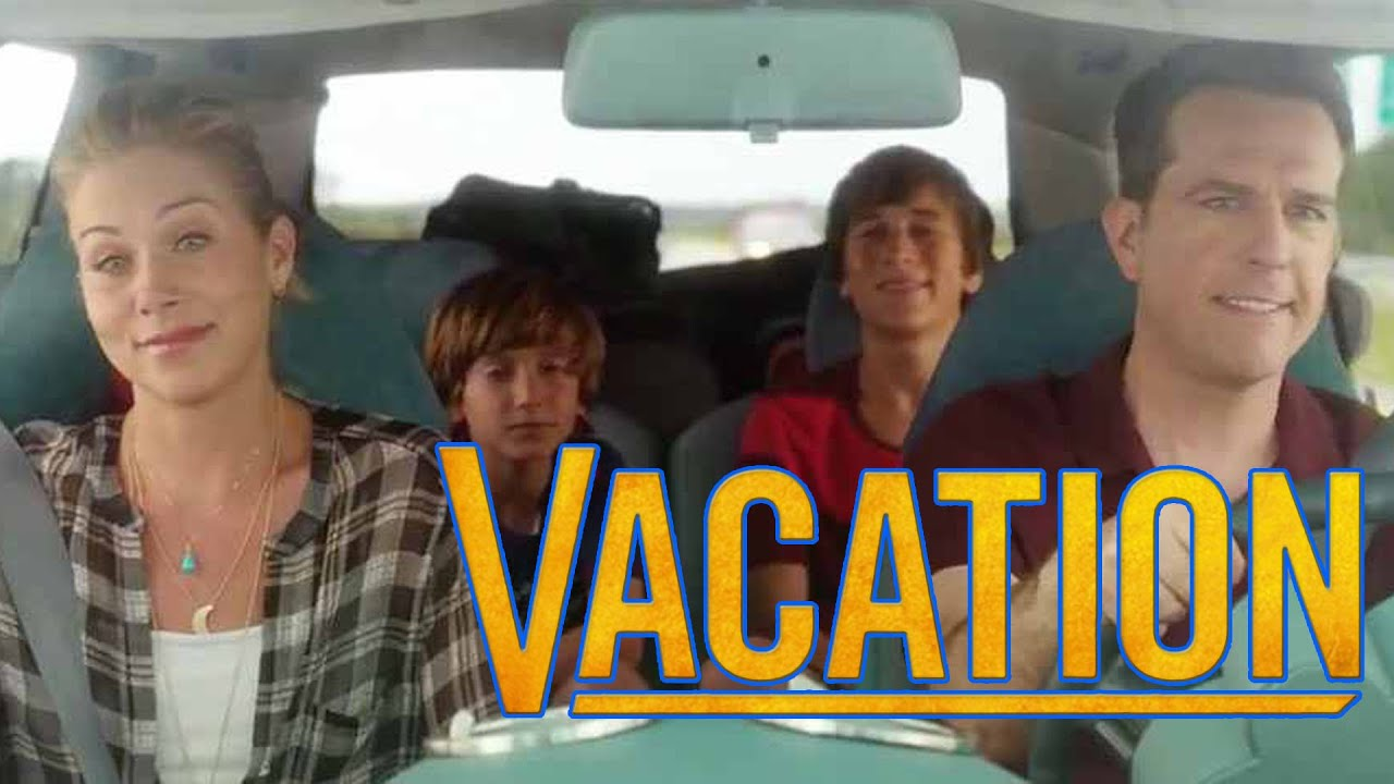 New VACATION Red Band Trailer Review