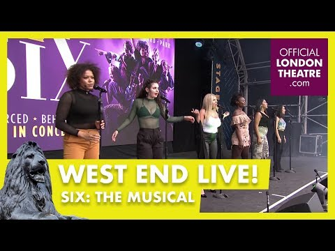 West End LIVE 2018: Six