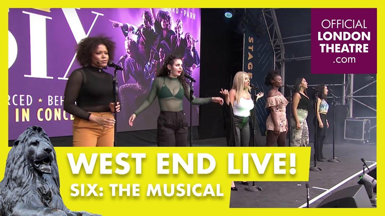 West End LIVE 2018: Six