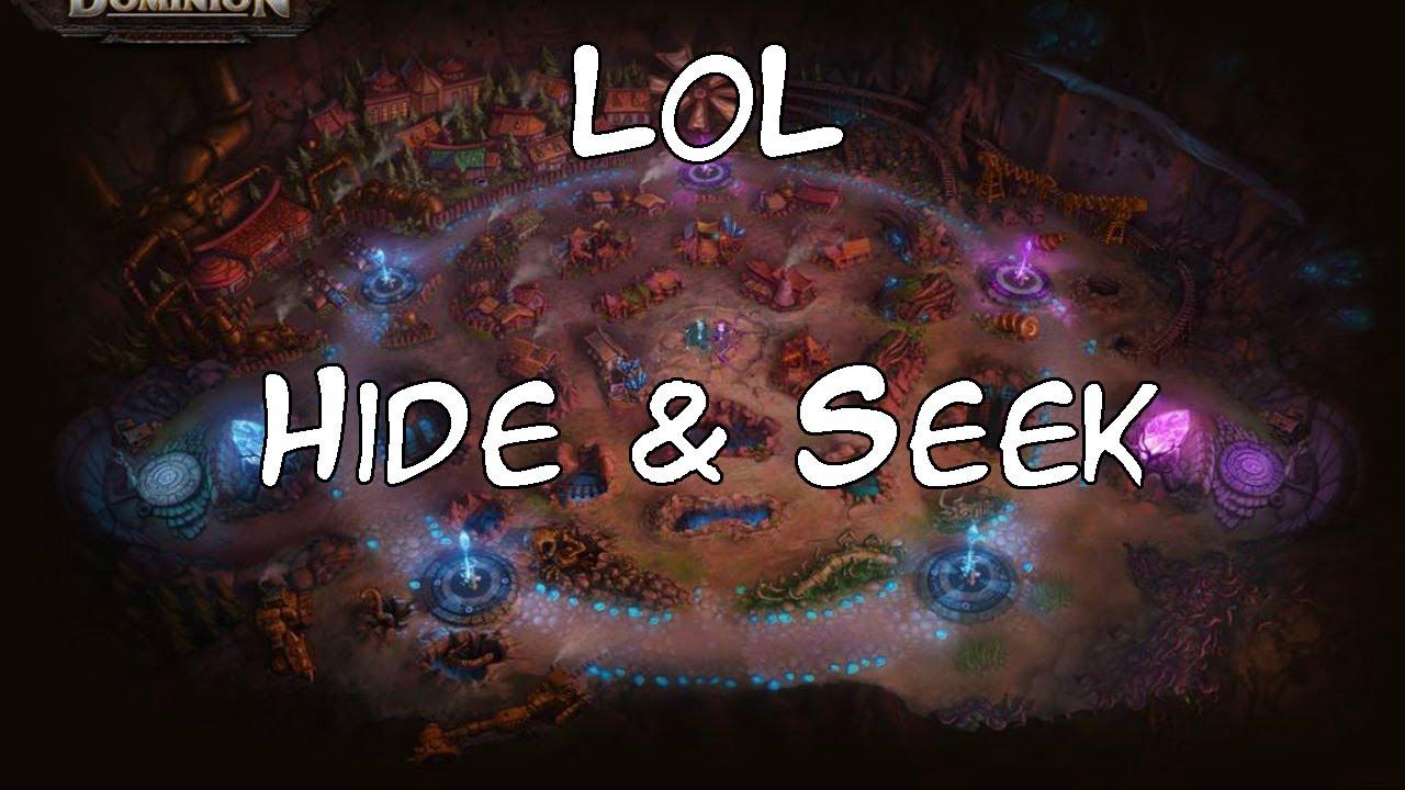 Lol Hide And Seek