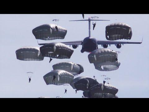 US Army Paratrooper Training | Basic Airborne Course Curriculum