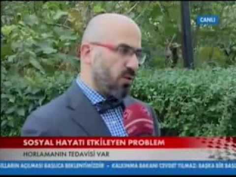 Horlama tehlikeli olabilir / TRT Haber / Günlük