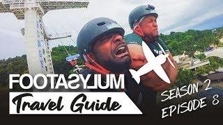 CHUNKZ + LV GENERAL BUNGEE JUMP | FOOTASYLUM TRAVEL GUIDE: SOUTHEAST ASIA | EP 8