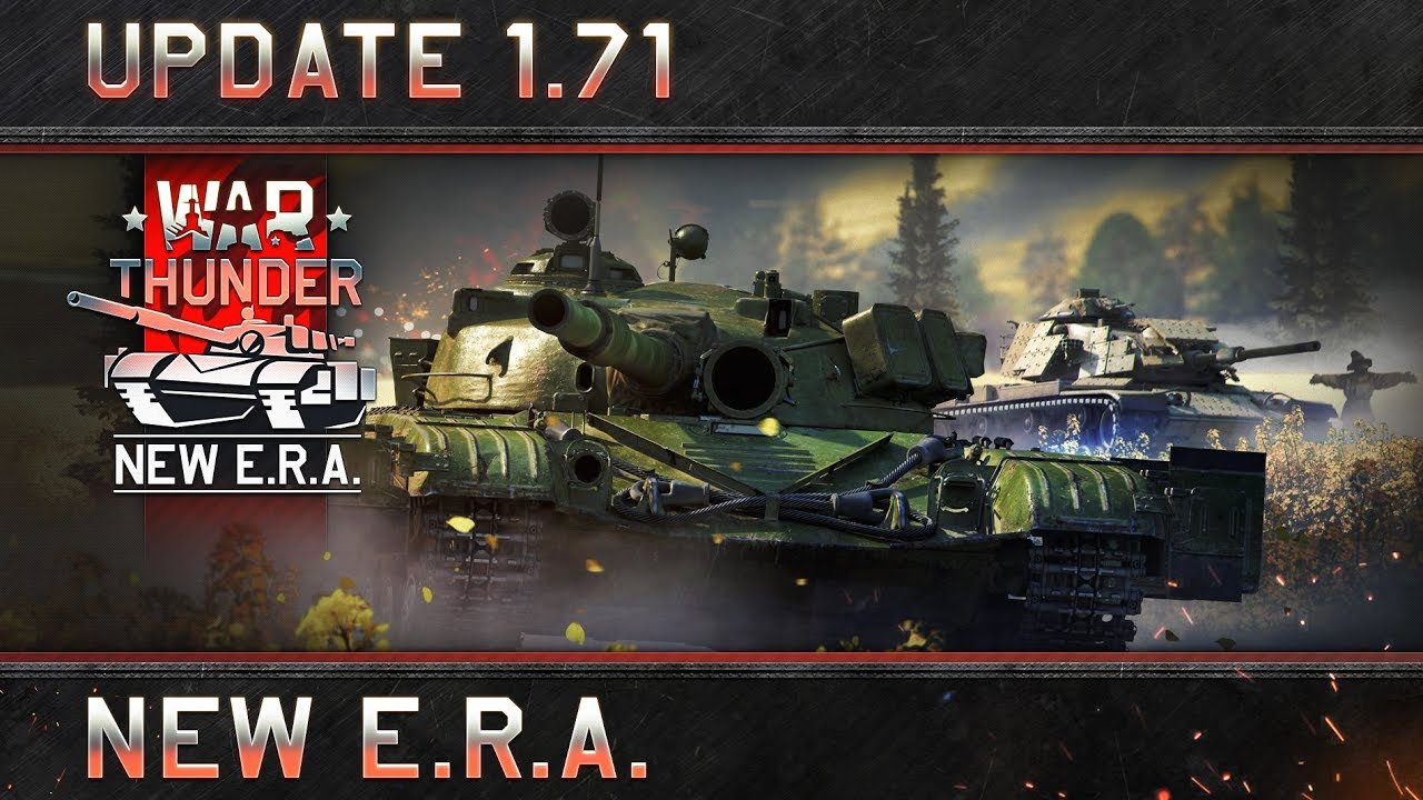 War Thunder: Update 1.71