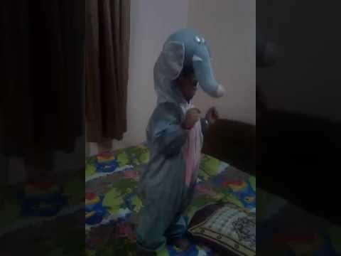 Haathi raja kahan chale nursery rhyme