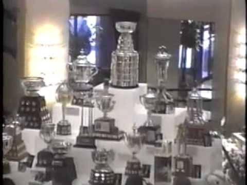 Chicago Blackhawks 1990-91 Season Video Part 3
