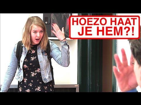 HOEZO HAAT JE HEM?!