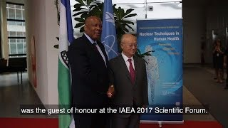 Scientific Forum 2017 - International Atomic Energy Agency (IAEA)