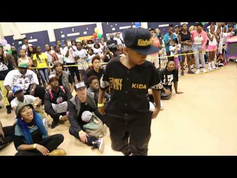 Kida Vs Kidd ShowOut (Raw Battle)| #TBT ORIGINAL FOOTAGE OfficialTSquadTV | Tommy The Clown