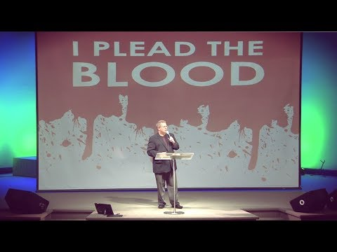 """I Plead the Blood"" – Pastor Raymond Woodward"