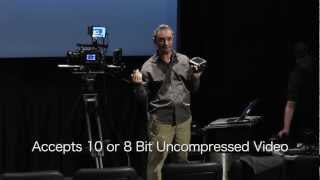 PIX Video Recorders - Video I/O Overview - Sound Devices