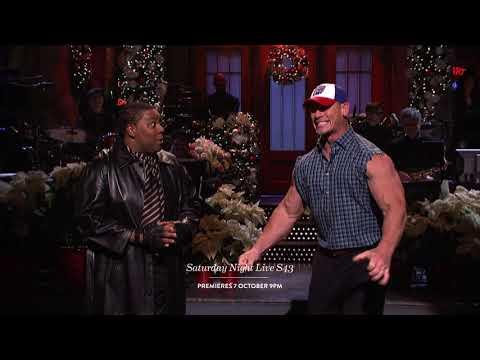 Comedy Central India - Saturday Night Live S43 Promo
