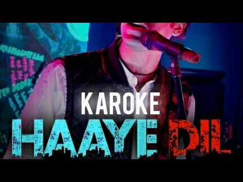 Haaye Dil | Jubin Nautiyal || Karaoke