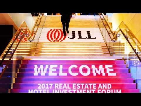 JLL Japan Real Estate & Hotel Investment Forum 2017 – Tokyo 不動産&ホテル投資フォーラム