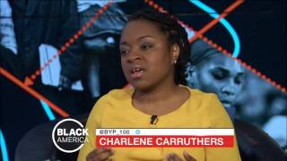 Black America - The Black Youth Movement with Charlene Carruthers
