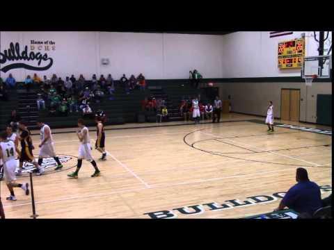 BHS at Doddridge County -Basketball