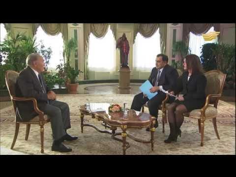 Полное интервью Н.А.Назарбаева представителям информационного агентства «Bloomberg News»