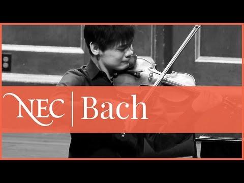 Bach - Chaconne (Xiang Yu)