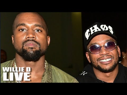 Group Of Hitmen Try And ASSASSINATE Kanye West's Main Ghostwriter!!