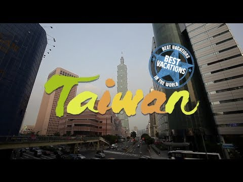 TAIWAN 'BEST VACATIONS' TV SHOW